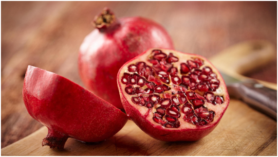 New Season: Pomegranate